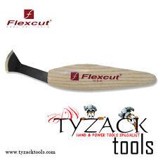 Flexcut KN33 Hooked Push Chisel AP502725 Wood Carving