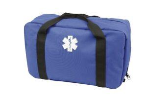EMS Trauma Bag, EMT Bag Medical Bag Blue