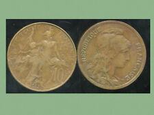 FRANCE   FRANCIA   10 centimes DUPUIS  1917
