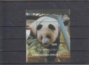 Tuwa  Block Panda Bear mnh