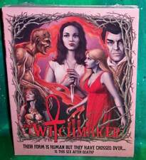 NEW RARE OOP CODE RED THE WITCHMAKER HORROR MOVIE BLU RAY 1969 & LE SLIPCOVER