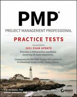PMP Project Management Professional Practice Tests : 2021 Exam Update, Paperb...