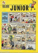 Junior (Supplément à Chez Nous) - N°16 - 1967 - ABE