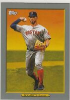 2020 TOPPS SERIES ONE TURKEY RED INSERT RETAIL EXCLUSIVE Xander Bogaerts Red Sox