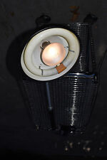 VEMCOLITE VL-4 VEMCO TELESCOPING DRAFTING TABLE TASK LIGHT DUAL BULB lamp, CLAMP