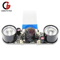 IR Surveillance Camera OV5647+2Pcs 3W Infrared Light For Raspberry Pi4B/3B