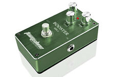 ABR-1 Booster Electric Guitar Bass Effect Pedal Low High Tune True Bypass LED