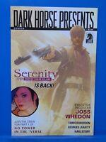 Serenity Firefly Class 03-K64 #1 Variant Edition Dark Horse Comics CB10478