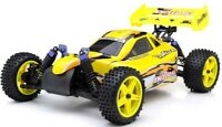 Exceed RC 1/10 Scale 2.4Ghz Electric RTR Off Road Buggy BRUSHED Baha Yellow