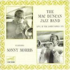 The Mac Duncan Jazz Band : Live at the Lord Napier 1973 CD (2008) ***NEW***