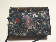 Ungrid wholeheated Navy flower new class casual handbag purse Floral Used