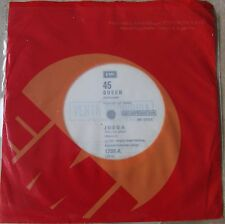 "QUEEN 45 PROMO Play The Game  SOUTHAMERICA 7"" 1980 Spanish Titles"