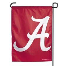 "Alabama Crimson Tide 11""x15"" Garden Flag Wincraft Weather Resistant *Brand New*"