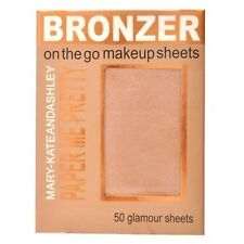 Mary Kate and Ashley Paper Me Pretty Bronzer 50 Sheets Natural Beauty 815