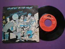 DREAMER AND THE FULL MOON Dreamin' In The Night SPAIN 45 1986