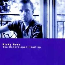 RICKY ROSS - The Undeveloped Heart - EP CD (Deacon Blue)
