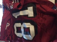 Owens   vintage San Francisco 49ers football   jersey youth Large