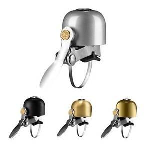RockBros Cycling Bike Handlebar Ring Stainless Steel Bell Horn Classical Bell