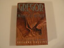 Gregor and the Marks of Secret by Suzanne Collins 2006 Hardcover 4th in Series