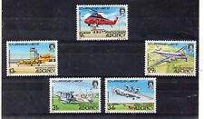 Alderney Aviones Comerciales Serie del año 1985 (CR-597)