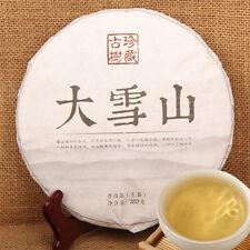 China Yunnan Raw Pu'er tea cakes 357g raw tea cake ancient trees Sheng puerh tea