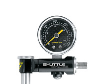 Topeak Precision Shuttle Gauge 300psi shock tire fork pressure