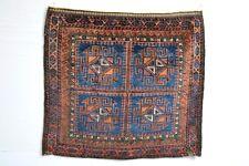 Wonderfull Antique Belutsch  tribal bagface 1880's
