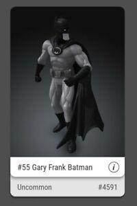 Gary Frank Batman - UNCOMMON - Batman - VEVE NFT - #4591  ✅