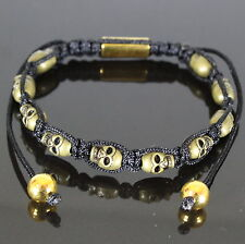 Totenkopf Armband Armreif  Armbänder Armschmuck Bracelet