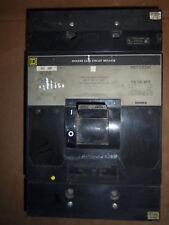 Square D Mhl Mhl36350 350 Amp 3 Pole 600V Circuit Breaker Worn Label