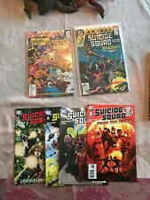 SUICIDE SQUAD OSTRANDER LOT 1 5 6 7 ANNUAL 1 NM BATMAN DEADSHOT 40 41 42 43 50