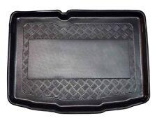 Boden tief Riffelblech Design Kofferraumwanne für Skoda Fabia NJ5 Kombi 2014