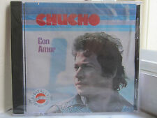 Con Amor by Chucho Avellanet (CD, 1999, West Side Latino Corp.) NEW / Remastered