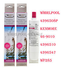 2 Pack OEM PUR Whirlpool 4396508P Kenmore 46-9010 Refrigerator Water Filter USA