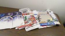 2011-13 Hasbro Transformers Boxes & Power Rangers Mega Blocks Manuals 5831 5785