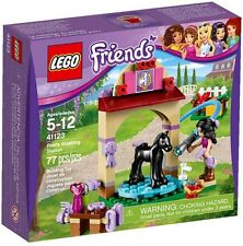 LEGO Friends 41123 Foal's Washing Station, MISB, Brand New