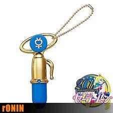 SAILOR MERCURY - Sailormoon Hensou & Henshin Pen Mascot Charm Keychain Moon Ami