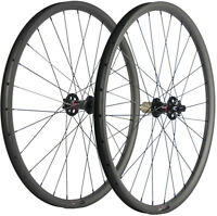 27.5ER MTB Carbon Wheelset Mountain Bike 27/30/35/40/45mm Width Sram/Sram XD