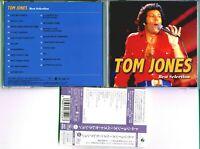 HiResCD-Tom Jones - Best Selection (Japanese Title) [Hi-Res CD (MQA x UHQCD)] Li