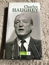 Charles Haughey Great Biographies - Bruce Arnold - Very Good Book