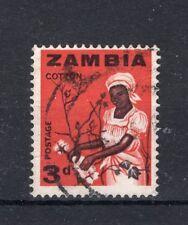 ZAMBIA Yt. 7° gestempeld 1964