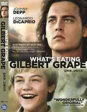 What's Eating Gilbert Grape (1993 - Lasse Hallstrom, Johnny Depp) DVD NEW