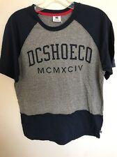 DC Shoe Co Men's Tshirt Medium