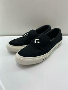 Converse Cs Loafer Sk 26.5Cm Black Size 26.5cm Fashion sneakers 027 From Japan
