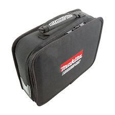 Makita Transporttasche schwarz ohne Zubehör NEU Akku Akkuschrauber Ladegerät