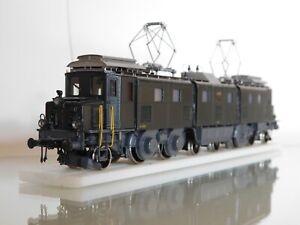 Lemaco kat No HO-013 SBB Ae4/8 Green/Grun  #11300 (Grandma) Ex Ae4/8 #11000