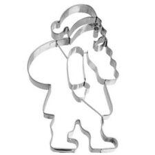Ausstechform Weihnachtsmann 18,5 cm Ausstecher Nikolaus XXL Lebkuchen Birkm