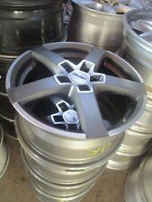 AUTEC GALACTIC ANTHRAZIT MATT POLIERT IN 7Jx16 ET42 5x100mm für VW, Audi, Seat