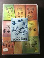 Hollywood ending (2002) DVD Film di Woody Allen OTTIME CONDIZIONI