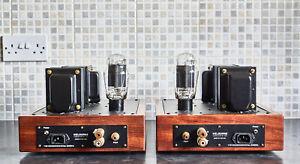 Welborne Labs DRD 300B Terraplane Monobloc Power Amplifiers Inc. KR Audio Tubes